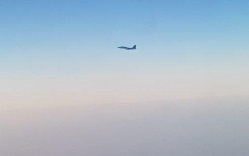 """איראן: """"מטוסי קרב אמריקאים הפריעו למטוס נוסעים איראני מעל סוריה"""""""