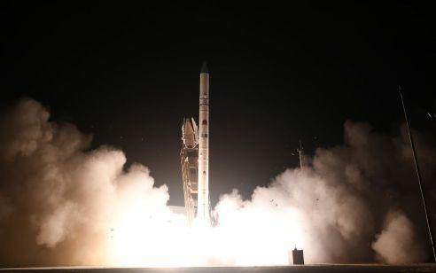 ישראל שיגרה בהצלחה לחלל את לוויין הריגול 'אופק 16'
