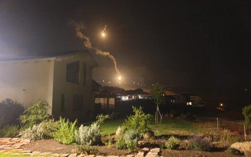 שלושה מסתננים ניסו לחדור מלבנון סמוך למטולה ונעצרו