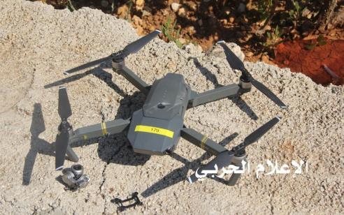 """דיווח ערבי: כלי טייס בלתי מאויש של צה""""ל נפל באיזור רפיח – הפרטים בבדיקה"""