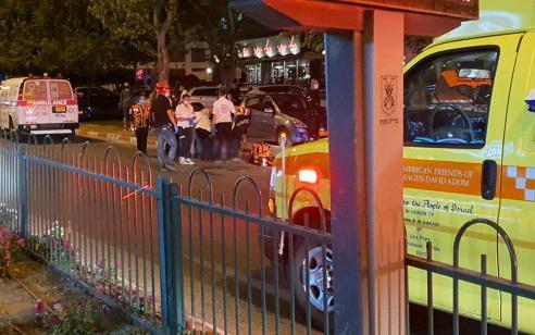 רוכב אופנוע בן 23 נהרג והולך רגל נפצע בינוני בתאונת דרכים בנתניה