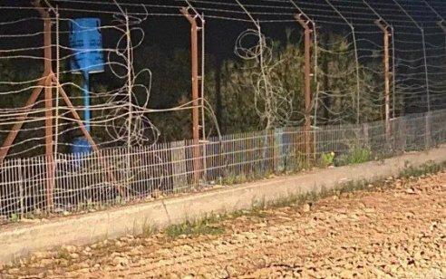"""כוח צה""""ל עצר חשוד שניסה לחצות משטח לבנון לשטח ישראל"""