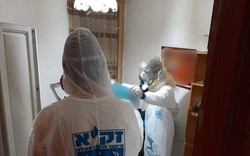 מתנדבי זק״א טיפלו אמש בשלושה מקרי מוות קשים – בטבריה, אשקלון וראשון לציון