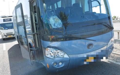 הקטל בכבישים: הולך רגל כבן 60 נפגע מאוטובוס בכניסה הדרומית לחיפה – ונהרג