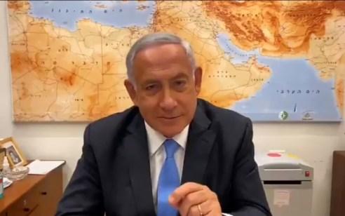 """נתניהו על ההסכם שלום עם בחריין: """"בתוך 29 יום – שני הסכמי שלום עם מדינות ערביות"""""""