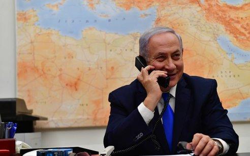 שבוע לאחר חתימת ההסכם: ראש הממשלה נתניהו שוחח בטלפון עם יורש העצר של בחריין