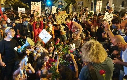 """המדינה לבג""""ץ: אין כוונה להאריך את ההגבלה על ההפגנות מעבר למחר בחצות"""