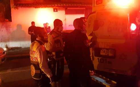 תושבת חיפה נעצר לאחר שתקפה את בן זוגה – מצבו קשה
