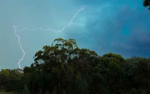 גשם מקומי קל מלווה בסופות רעמים בדרום ובמרכז | התחזית המלאה