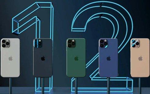 אפל הכריזה על סדרת האייפון12