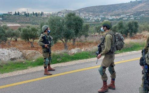 סוכל פיגוע: שני מטעני חבלה שהונחו כדי לפגוע בחיילים אותרו ונוטרלו בבנימין