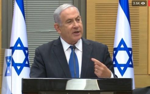 ראש הממשלה נתניהו יקיים דיון מצומצם לבחון את האפשרות לעוצר לילי