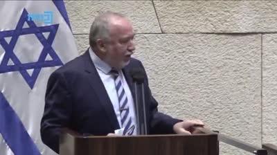 """ליברמן חושף בכנסת: ״חמאס מחזיק לראשונה בטילי שיוט ופצצות מצרר"""""""