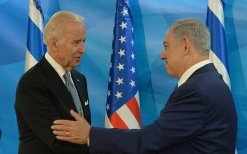 """נתניהו בירך את ביידן: """"חבר גדול של ישראל, מצפה לעבוד איתך"""""""