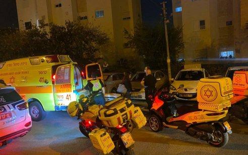 פועל בן 46 נהרג מפגיעת מלגזה בשוק הסיטונאי בחיפה