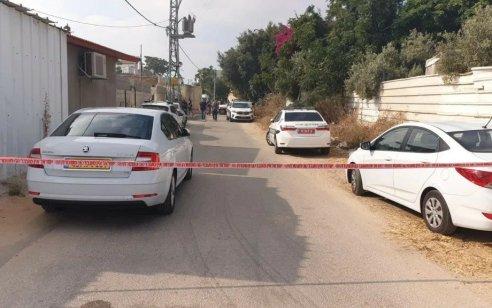 חשד לרצח בלוד: גבר כבן 50 נמצא ירוי במכוניתו באיזור התעשייהבעיר