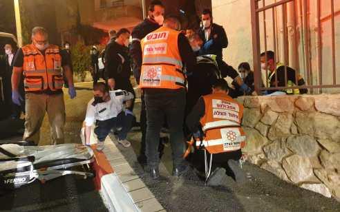 הולך רגל כבן 54 נפגע מרכב בחיפה – מצבו בינוני