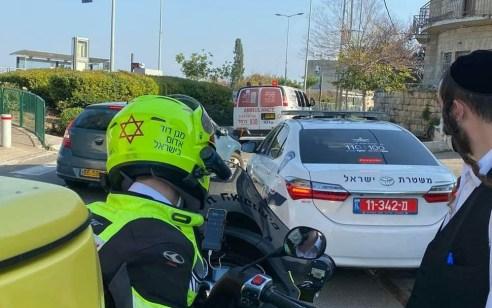 תושב חיפה נעצר בחשד שדקר את תושב העיר ופצע אותו באורח קשה