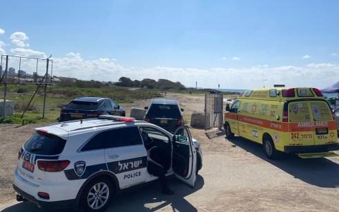 צעיר כבן 20 טבע למוות בחוף הסטודנטים בחיפה