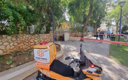 גבעת שמואל: בן 21 נורה לאחר שניסה לגנוב רכב ותקוף שוטרים – מצבו בינוני