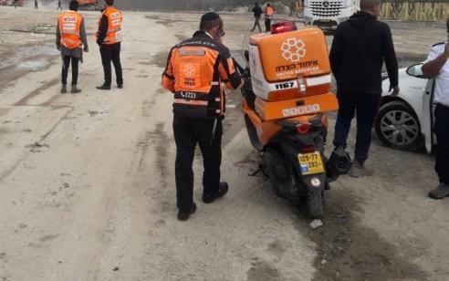 פועל נהרג בתאונת עבודה באשדוד
