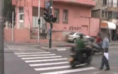 אור ירוק: הכי הרבה הולכי רגל נפגעו בתאונות דרכים בתל אביב יפו בעשור האחרון
