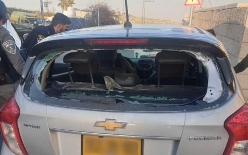 נעצרו שלושה ערבים שרגמו באבנים רכב שנכנס בטעות לשכונת עיסאוויה במזרח ירושלים