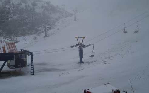 התחזית: התקררות נוספת עם סיכוי לגשםקל | שלג ירד בחרמון