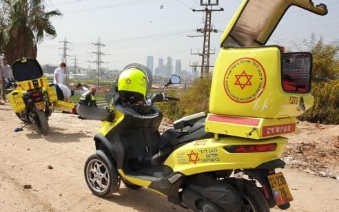 פועל בן 31 התחשמל במהלך עבודתו בכביש 4 – מצבוקשה