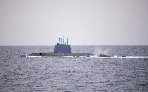 הסתיים התרגיל הבין-לאומי ״נובל דינה״ שהובילה זרוע הים מערבית לקפריסין
