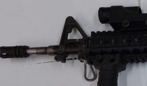 מוסלק בגג גבס: תושב תל שבע נעצר לאחר שנתפס בביתו M16, מחסניות וכדורים