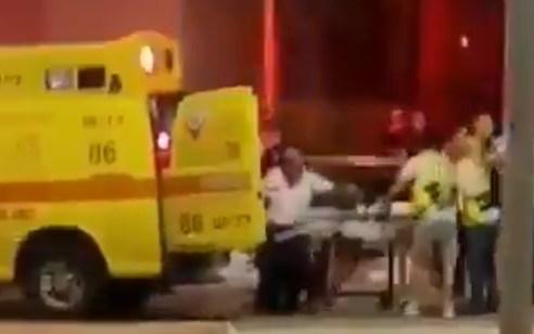 גבר כבן 30 נפצע באירוע אלימות בקרית גת – מצבו קשה