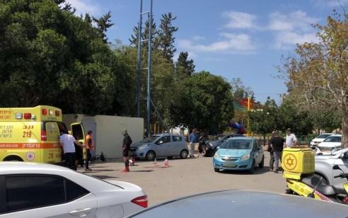 ילד בן 3 נדרס למוות לאחר שנפגע מרכב בכפר מיימון שבשדות נגב