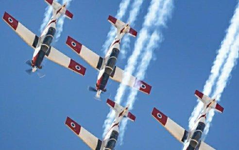 יום העצמאות ה-73: חיל האוויר יקיים מטס הצדעה מעל ערי ישראל