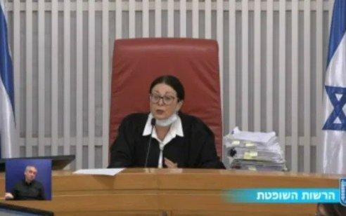 הצעת פשרה של הנשיאה חיות: ימונה שר משפטים בתוך 48 שעות – בעוד שבוע יתר השרים