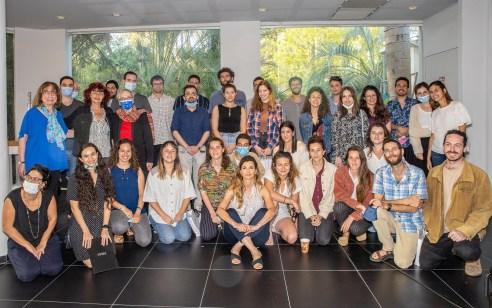 ארגון מרכז יוצאי אירופה העניק 34 מלגות לסטודנטים מרחבי הארץ