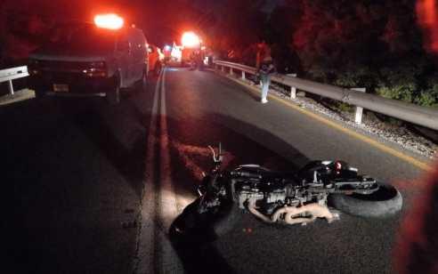 רוכב אופנוע כבן 26 נהרג לאחר שהחליק בכביש 375 סמוך לבית שמש