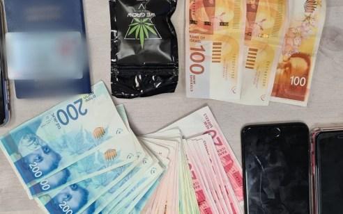 """נתין זר אוקראיני נעצר בחשד שסחר בסמים בת""""א"""
