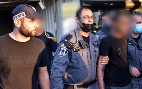 """מבצע """"חוק וסדר"""": אלפי שוטרים ולוחמי מג""""ב פועלים בכל רחבי הארץ – 91 חשודים נעצרו אתמול"""