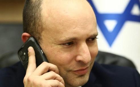 """בנט שוחח עם ביידין: """"רואה בך חבר גדול של מדינת ישראל"""""""