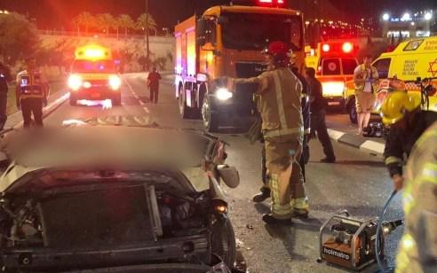 הקטל בכבישים: בן 19 נהרג בתאונה במודיעין – מכבים רעות