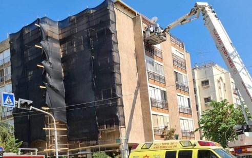 פועל בן 23 נהרג לאחר שהתחשמל בבניין מגורים בפתחתקווה
