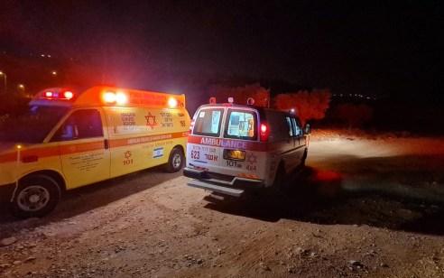 כביש 784: הרוג ופצוע קשה בתאונה עצמית בין כרמיאל לשורשים