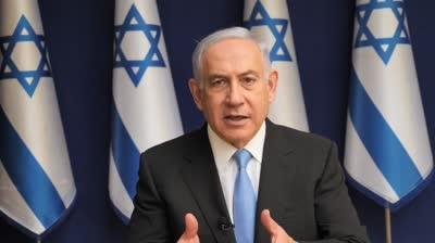 """ראש האופוזיציה נתניהו: """"רק חוק יסוד ההגירה יבלום הסתננות פלסטינית לישראל"""""""