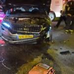 שישה פצועים בתאונה בין שני כלי רכב בכניסה לדלתון