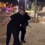 """בעקבות תיעוד חדשות כל העולם: קצין שתקף עם אלה בשער שכם – נחקר במח""""ש"""
