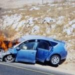בת 28 ופעוטה בת חצי שנה נפצעו בינוני בתאונה בצפת