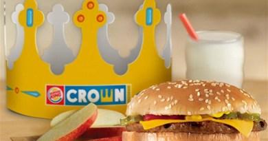 Burger King Kids Free