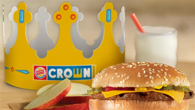 Burger King Kids Free