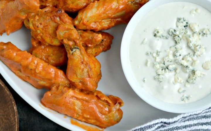 Spicy Garlic Wings